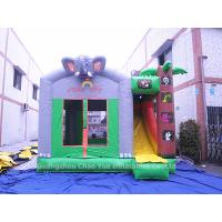 Wholesale High Quality Jungle Inflatable Bouncy Jumping Castle for outdoor event from china suppliers