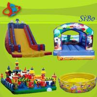 Wholesale GM-P  inflatable toy inflatable pool for amusement parks from china suppliers