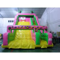 Wholesale Cheer Amusement Children Inflatable Slide from china suppliers