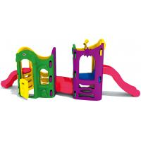Wholesale plastic outdoor play house small children slide play set for toddler to play from china suppliers