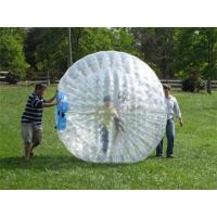 Wholesale Zorbing in a roller ball from china suppliers