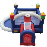 Wholesale China Supplier Inflatable Bouncer For Kids Game Bouncy Castle For Sale from china suppliers