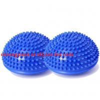 Wholesale Hemisphere Spiky Foot Massage Balance Ball from china suppliers