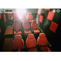 Wholesale Shuqee 5D Theater System Low Energy Fresh Experience For Entertainment Places from china suppliers