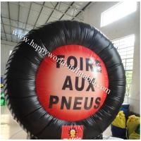 Wholesale Big inflatable tyre great for advertising from china suppliers