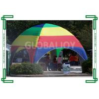 Wholesale Large Outdoor Inflatable Dome Buildings Pvc Inflatable Spider Tent from china suppliers