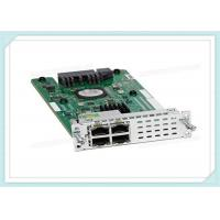 Gigabit Layer 2 Integrated Services Router NIM-ES2-4 4-Port Cisco 4000 Series