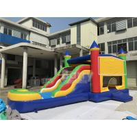 Wholesale Commercial Grade Outdoor Inflatable Combo Inflatable Bounce House With Slide from china suppliers