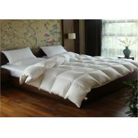 Wholesale White Goose Feather Duck Down Quilt Duvet Cotton Covers Exquisite Design Full Size from china suppliers
