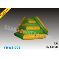 Wholesale Backyard PVC Inflatable water Park Slide YHWS-006 with CE Air Pump from china suppliers