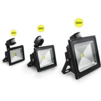 Wholesale Motion Sensor IP65 Outdoor LED Flood Light 10W 20W 30W 50W With CE ROHS from china suppliers
