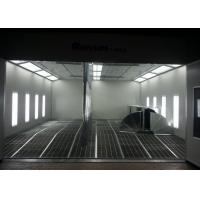 Quality Inner Ramp High Precision Automotive Paint Booth Plans Auto Paint Room for sale