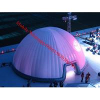 China Giant Fire Retardant Inflatable Outdoor Tent  For Party / Wedding on sale