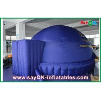 Wholesale CE / UL Certificated Portable Inflatable Planetarium , Inflatable Planetarium Dome from china suppliers
