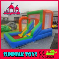 Wholesale WL-1823 Jumping Castles Inflatable Water Slide from china suppliers