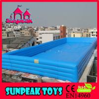 Wholesale P-016 Large Inflatable Pool Swimming pool from china suppliers