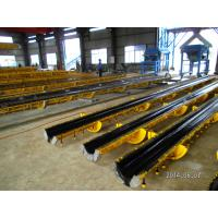 Wholesale 6m Prestressed Concrete Electric Pole Mould , Concrete Pole Steel Mould from china suppliers