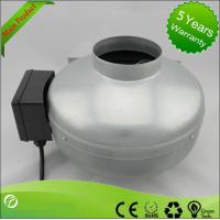 Wholesale 5 Inch Low Noise Iinline centrifugal duct fan High Pressure  220V from china suppliers