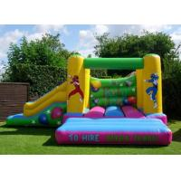 Buy cheap inflatable bouncer inflatable playing field from wholesalers