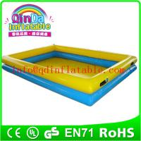 Wholesale Durable Inflatable pool water pool aqua pool inground pools from china suppliers