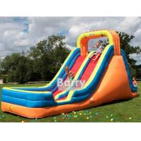 Wholesale EN14960 Inflatable Water Slides For Kids Backyard Inflatable Water Slide For Rent from china suppliers