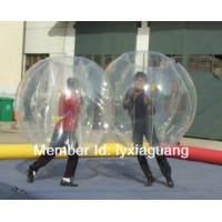 Quality Human Hamster Inflatable Bumper Bubble Ball for sale