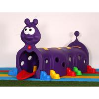 Wholesale CE Standard Children Plastic Furniture Carton Worm Tunnel Eco Friendly from china suppliers
