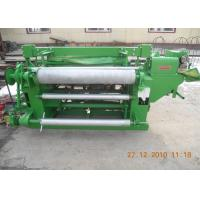 Wholesale Stainless Steel Welded Wire Mesh Machine For Rolled Wire Mesh Green Color from china suppliers