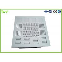 Wholesale Air Conditioning HEPA Filter Box ISO9001 Certificated With Smooth Diffuser Plate from china suppliers