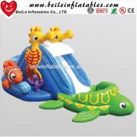 Wholesale Custom interesting Marine Life small inflatable water slide for kids from china suppliers