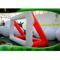 Wholesale Outdoor Race Inflatable Shapes Giant Inflatable Soccer Field Football Pitch Field from china suppliers