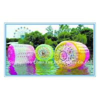 Wholesale Durable Water Blow Up Toys Inflatable Roller Ball With 1.0mm PVC (CY-M2126) from china suppliers