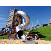 Buy cheap High Safety Custom Outdoor Playsets Comprehensive Expansion Of Amusement from wholesalers