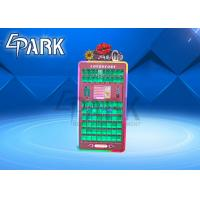 Wholesale 65 Cabinets Vending Lipstick Crane Game Machine Coin Operated For 2 Players from china suppliers