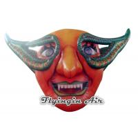 China Giant Hanging Inflatable Smile Face for Halloween and Events Decoration on sale