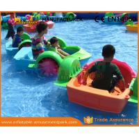 Wholesale Kids Paddle Boat Inflatable Water Pools Inflatable Swimming Pool Paddle Boat from china suppliers