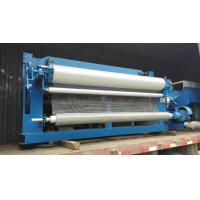 Wholesale Full Automatic Welded Wire Mesh Machine 0.45 - 2.7mm Wire Diameter For Roll Mesh from china suppliers