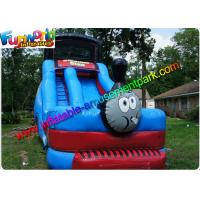 Wholesale Commercial Grade Inflatable Dry Slide Cute Double Line For Children from china suppliers