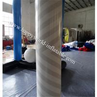 Wholesale Floating Inflatable white pillarbuoy great for advertising from china suppliers