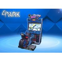 Wholesale 450W Motorcycle Racing Game Video Simulator For Amusement Park from china suppliers