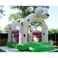 Wholesale EN71 Inflatable Bounce Houses Mini Toddler Jumping Bouncy Castle from china suppliers
