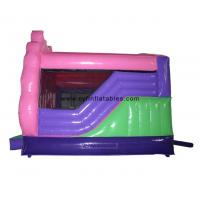 Quality Inflatable Bouncy Jumping Castles , Inflatable Slide Castles Inflatable Combo for sale