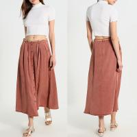 Wholesale 2018 Fashion Women Long Maxi Skirt from china suppliers