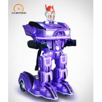 Wholesale Shopping Mall Kids Carnival Rides , Electric Robot Kids Ride On Toys from china suppliers
