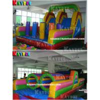 Wholesale Colourful Obstacle,inflatable obstacle course KOB047 from china suppliers