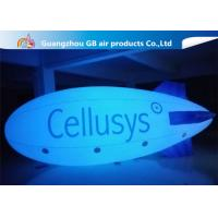 Wholesale Safe And Environment Inflatable Helium Airplane , Inflatable Zeppelin Balloon from china suppliers