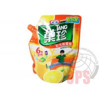 Wholesale PET / PE Liquid Spout Bags Plastic Food Package For Juice , top open automatic packing bag from china suppliers