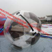 Wholesale floating water pool ball water splash ball toy ball grow in water ball to walk on water from china suppliers