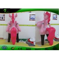 Wholesale Standing Pink Sex Toy Inflatable Cartoon Characters For Entertainment from china suppliers
