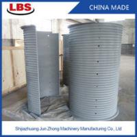 Wholesale Double Grooved Lebus Sleeve For Multilayer Spooling , 10-50mm Rope Dia from china suppliers